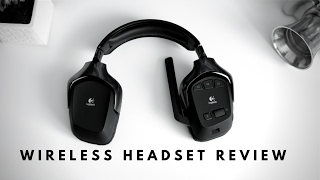 Logitech G930 Wireless Gaming Headset Review