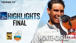 Highlights: Nadal Clinches 11th Monte-Carlo Crown