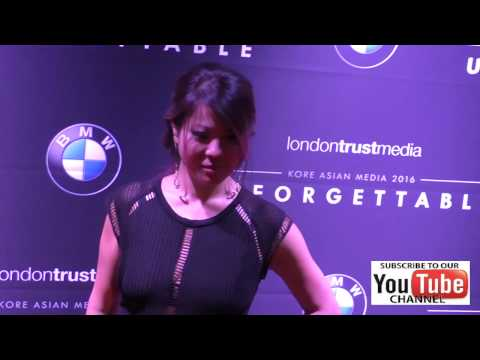 Karin Anna Cheung at the 15th Annual Unforgettable Gala at the Beverly Hilton Hotel in Beverly Hills
