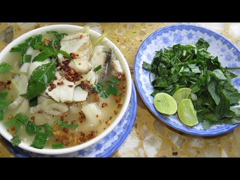 How To Cook Fish Soup With Lemongrass, Mushroom    My Country Food Recipe