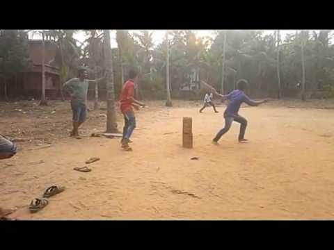 Ye dekho kya bat h||very funny cricket Replay