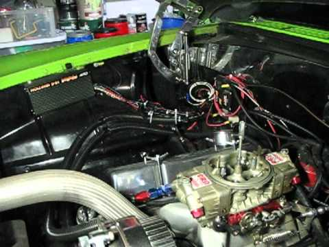 1955 Chevy wiring question and update on my absence - YouTube