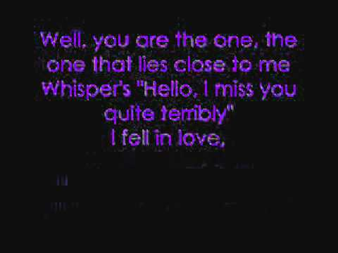 Here In Your Arms - HelloGoodBye lyrics