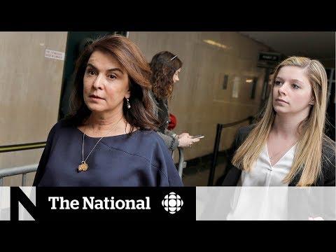 CBC News: The National: Actress testifies Weinstein raped her