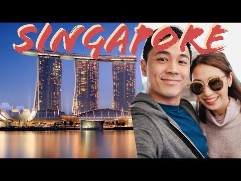 Around Singapore with Slater| Kryz Uy