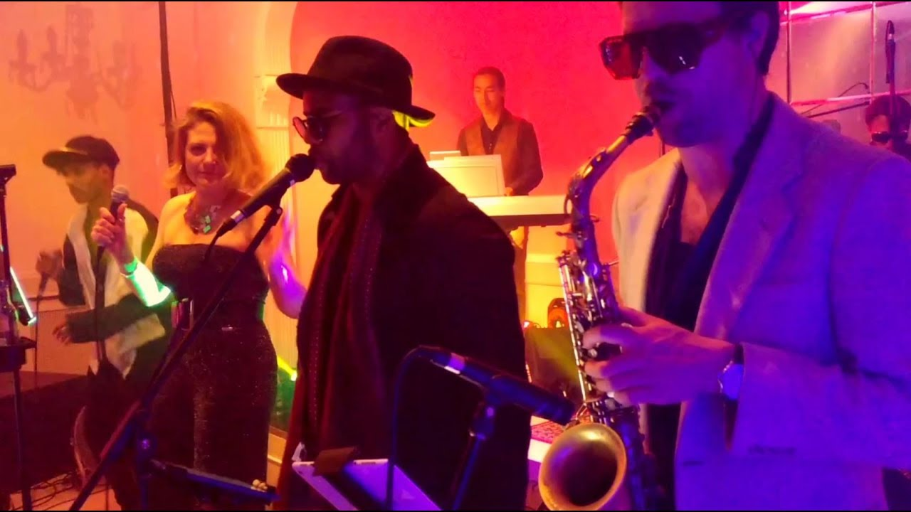 Funk With Us - 8pc LIVE @ Club Langley Beckenham