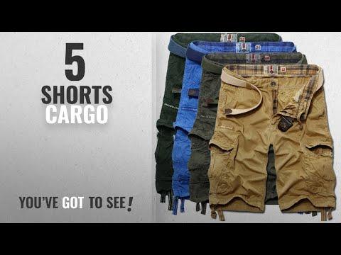 top-10-shorts-cargo-[2018]:-sunshey-cotton-casual-mens-twill-cargo-shorts-pants-summer-fashion