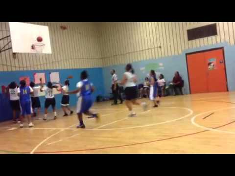 Kaya Stokes #1-point guard (mt Washington middle school)