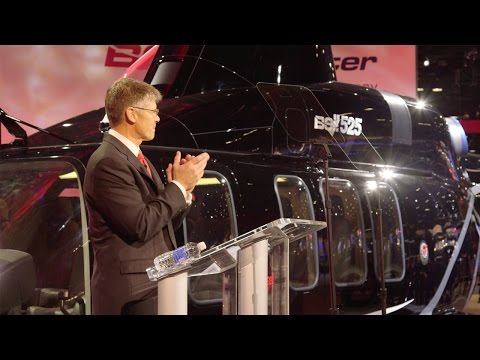 Bell Helicopters Announces Order of New 407GXP Model – AINtv Express