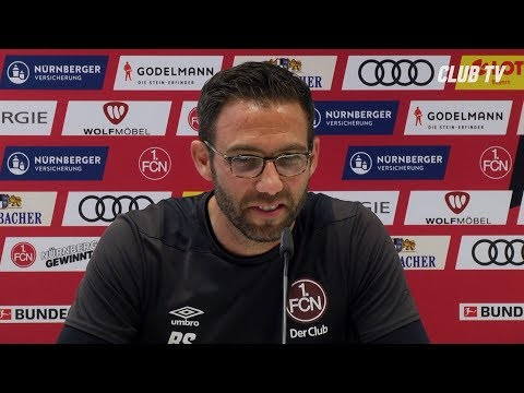 Die PK mit Boris Schommers | SC Freiburg - 1. FC Nürnberg