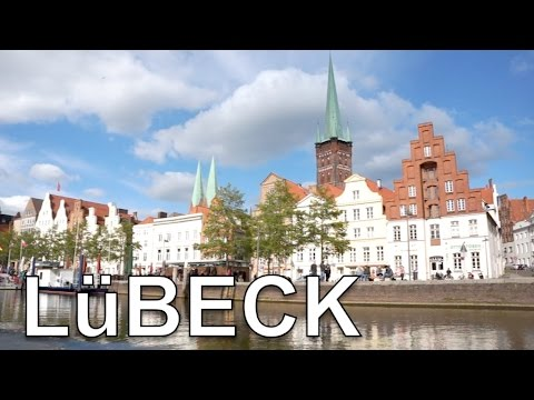 Tiny Houses & River Cruise  in Lübeck - GERMANY Travel Vlog