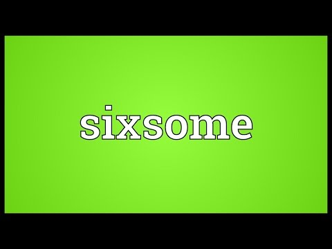 Header of Sixsome