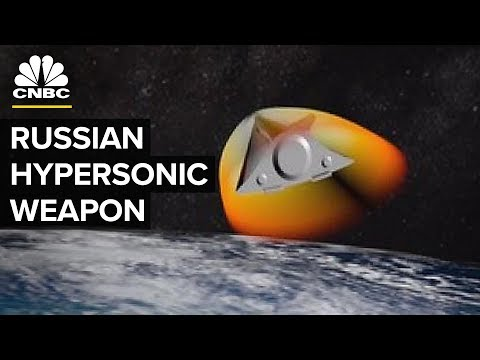 Russian Hypersonic Weapon Likely Ready By 2020 | CNBC