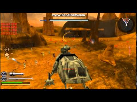 how to kill a walker in star wars battlefront 2