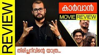 Karwaan Hindi Movie Review by Sudhish Payyanur   Monsoon Media