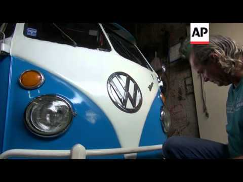 VW Is Halting Mexican Production of Its Iconic Beetle
