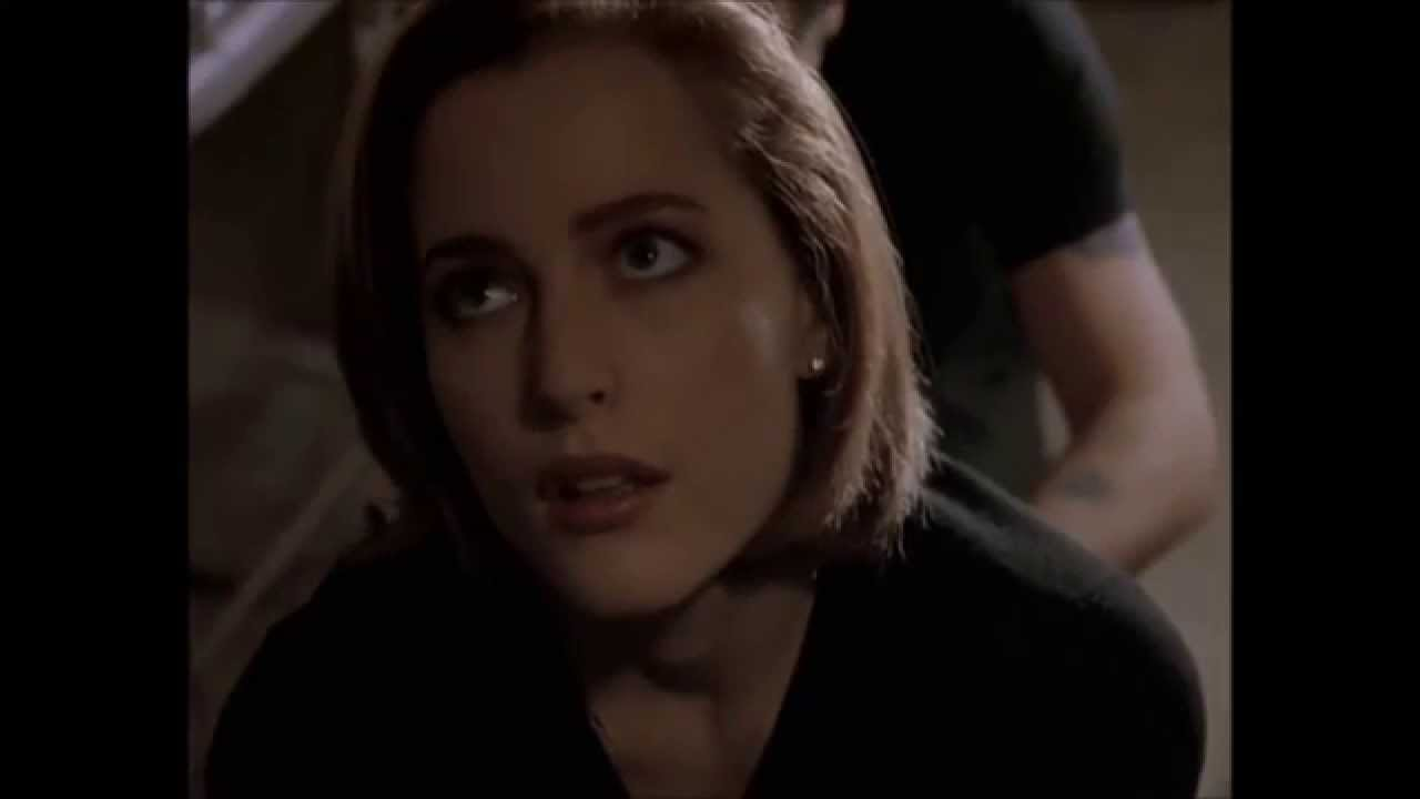 Dana Scully She Is Getting A Tattoo Youtube
