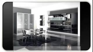 Blue Modern Kitchen Table Sets