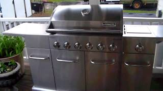 Donnie D's Permasteel 6 Burner Stainless Steel Grill Quick Look