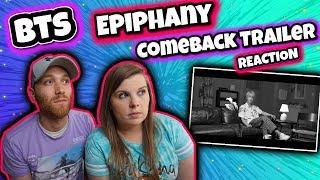 Gambar cover BTS (방탄소년단) LOVE YOURSELF 結 Answer 'Epiphany' Comeback Trailer Jin Reaction