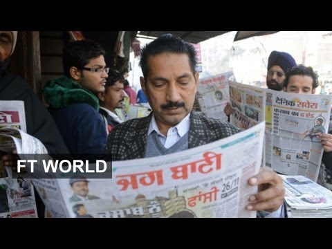 India's booming newspaper industry | FT World