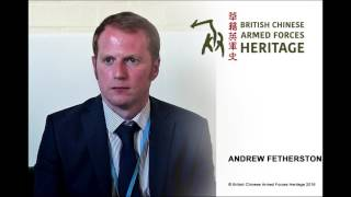 Andrew Fetherston  Audio Interview