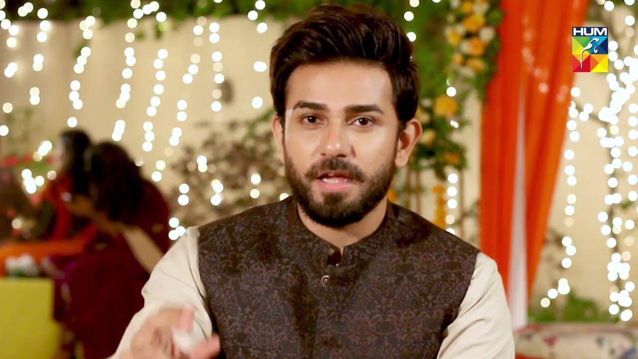 Ali Ansari | Interview | Baanway Tiraanway Ki Shaadi | Eid Special | HUM TV Telefilm