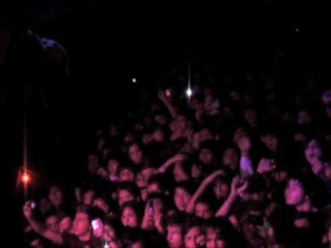 Alesana - Early Mourning (Live - Mexico City)