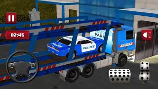 Transport Truck Police Cars | Android/ios Gameplay 2018 New