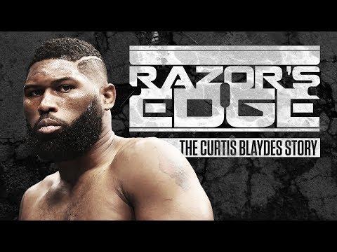 Razor's Edge: The Curtis Blaydes Story