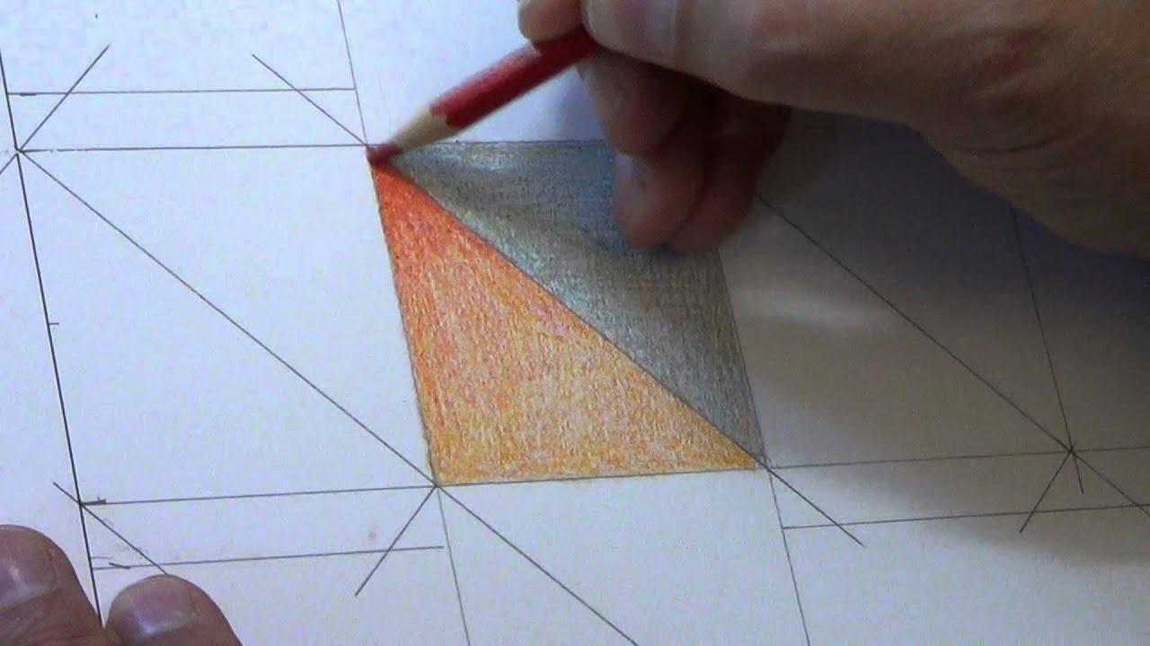 Colorare Con I Pastelli Youtube