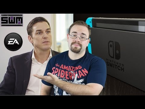 News Wave! - EA Caves To Gamer Outcry And Nintendo Dominates NPD In October