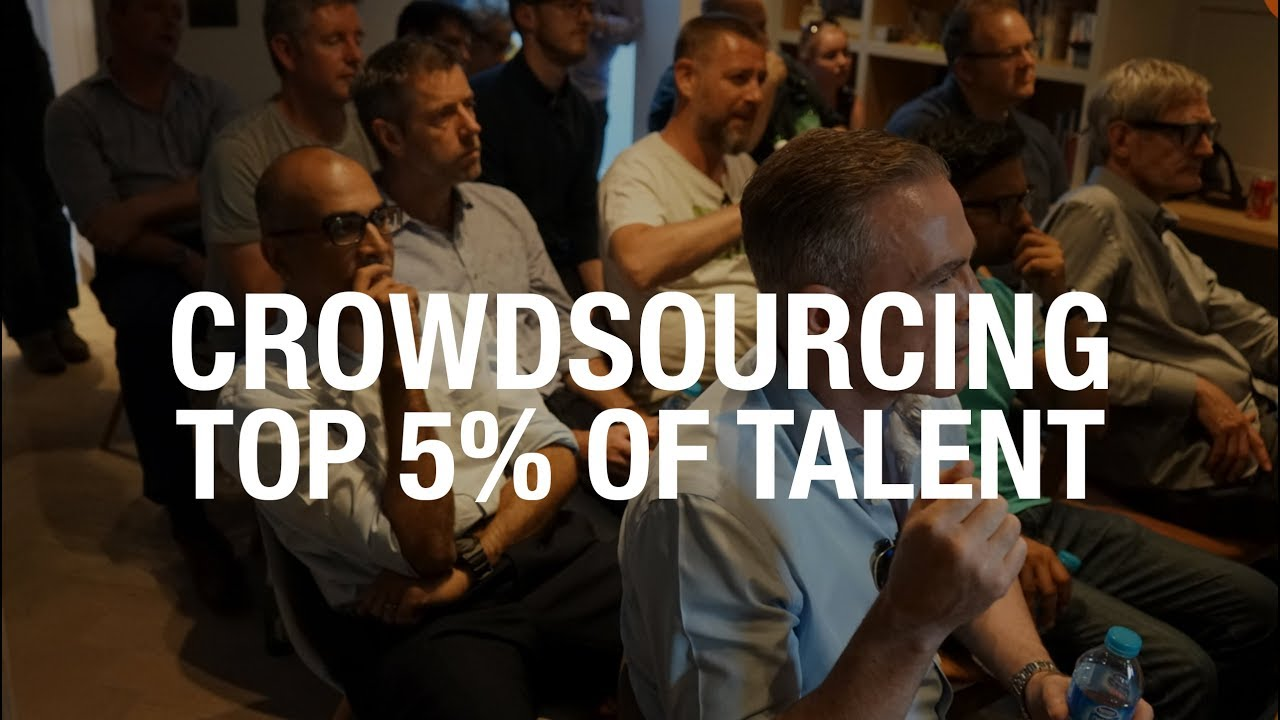 Crowdsourcing Top 5% Of Talent
