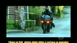 AUTO ESPORTE GLOBO 02/03/2014- Conheça a moto do filme 'Robocop'