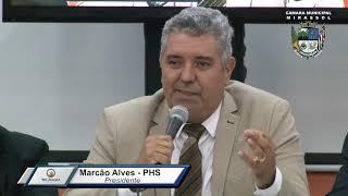 5ª S. Ordinária - Marcão Alves