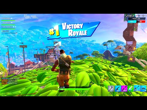 Fortnite Season 10 Gameplay PC - RollerHawg Gaming (No Commentary)