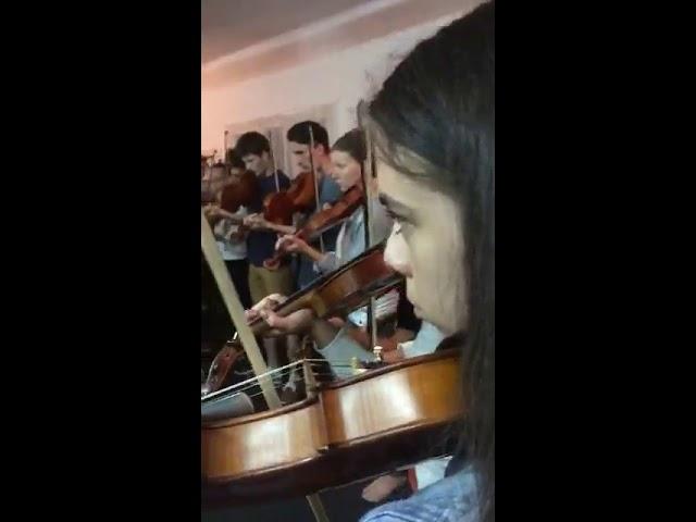 Métatábor 2018 - Rőmer Ádám és hegedűsei - első összehúzás