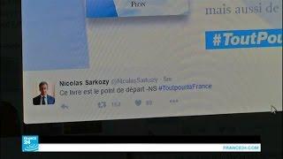 """""""فرانس 24"""": ساركوزي يستعد للعودة إلى عرش قصر الإليزيه"""