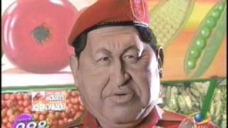 Presidente Hugo Chavez (El Loquito)