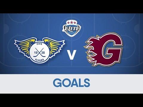 Goals: Fife Flyers 2-3 OT Guildford Flames