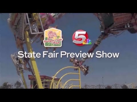 News 5's 2014 Nebraska State Fair Preview Special / August 21, 2014