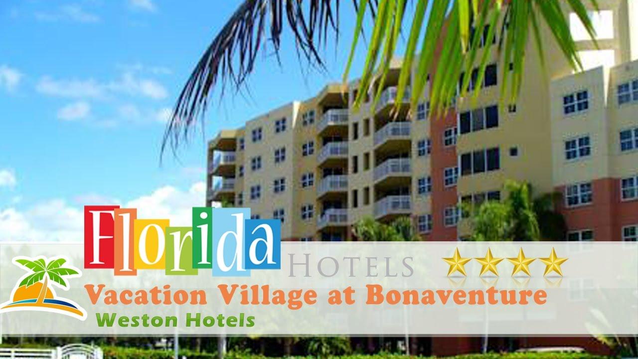 Vacation Village At Bonaventure Weston Hotels Florida Youtube