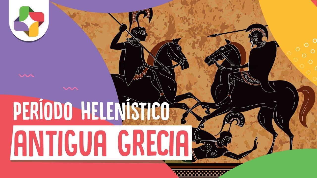 Antigua grecia iv per odo helen stico historia for Cultura de la antigua grecia