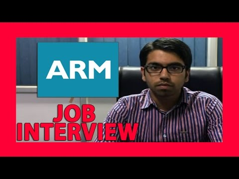 ARM Interview- interview experience, suggestions and tips