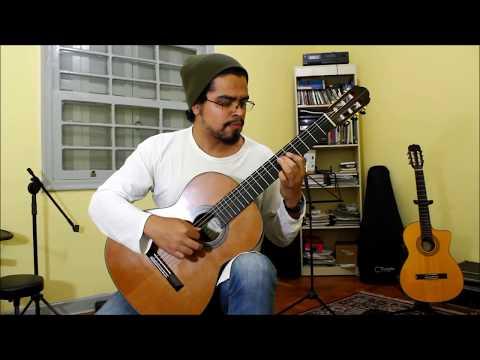 Caetano Veloso - O leãozinho (Fingerstyle Violão Solo) MPB #01