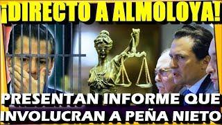 🔴 URGENTE ¡ PRESENTAN PRUEBAS CONTRA PEÑA NIETO ! ABOGADO DE EMILIO LOZOYA PREPARA DEFENSA