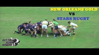 NEW ORLEANS GOLD vs STARS RUGBY