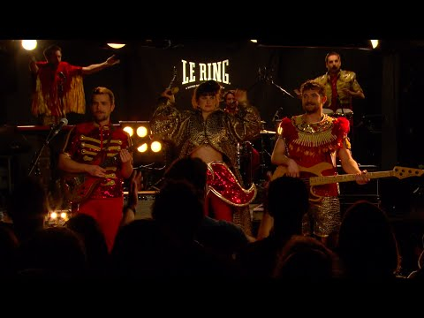 Deluxe - Le Ring - Live