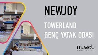 NewJoy Towerland - Genç Yatak Odası Tanıtım Filmi