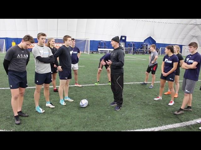Coaching Corner 2019: 3 vs. 2 Drills